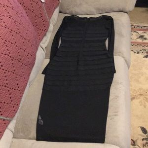 Missguided Dresses - Mesh banded dress